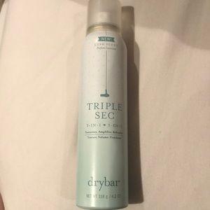 Brand new Triple sec 3-in-1 full size spray